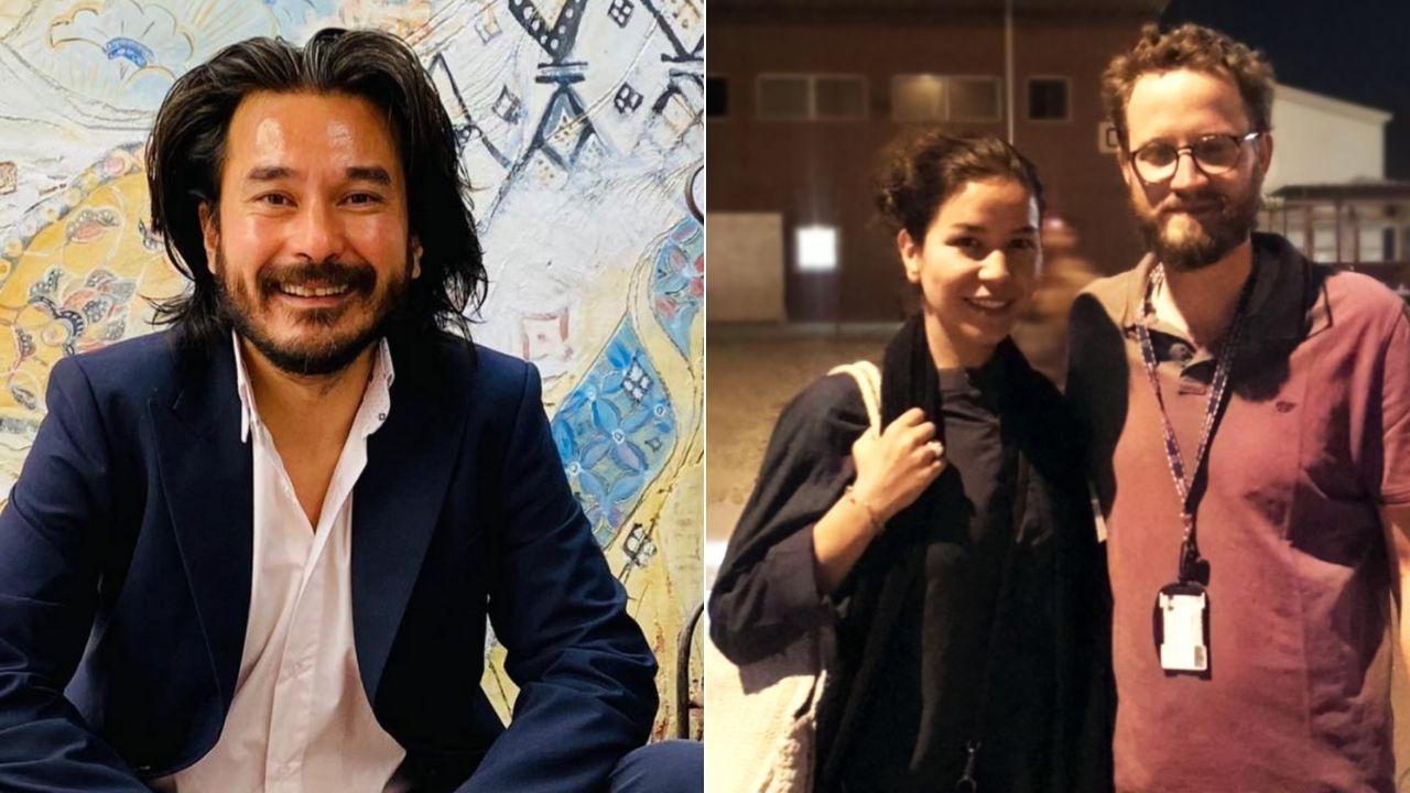 Afghanistan, arrivata in Italia l'attivista Zahra Ahmadi dopo gli appelli del fratello Hamed, ristoratore a Venezia