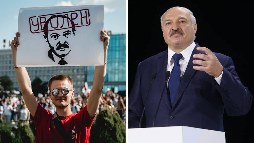Lukashenko, il dittatore europeo
