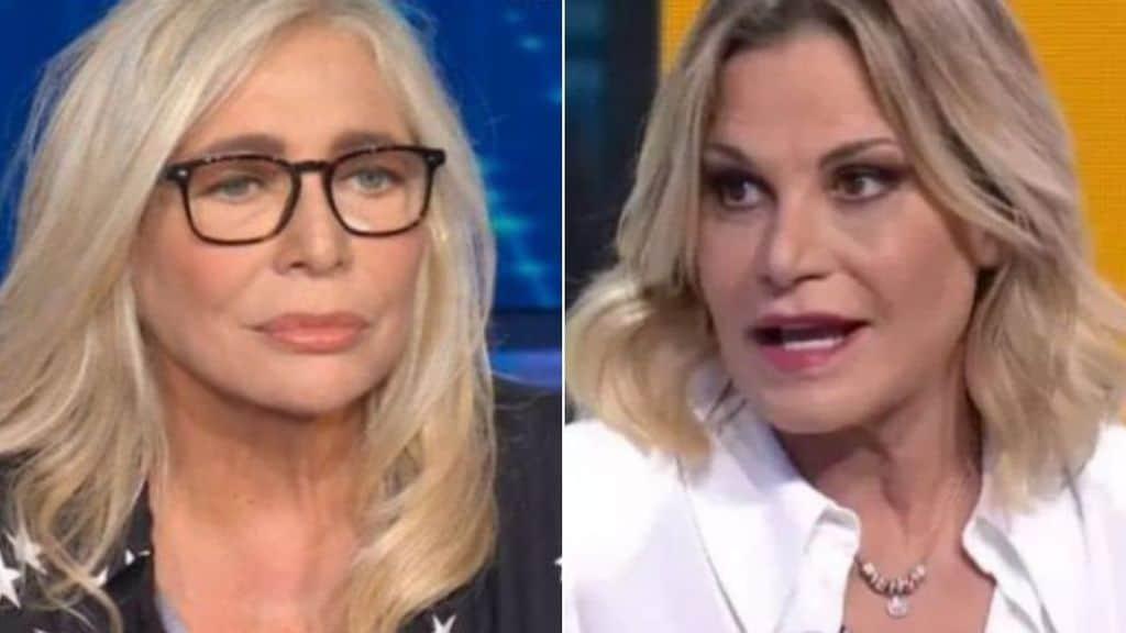"""Simona Ventura, la conduttrice replica alla frecciata di Mara Venier sulla pizza: """"Odio l'ipocrisia"""""""