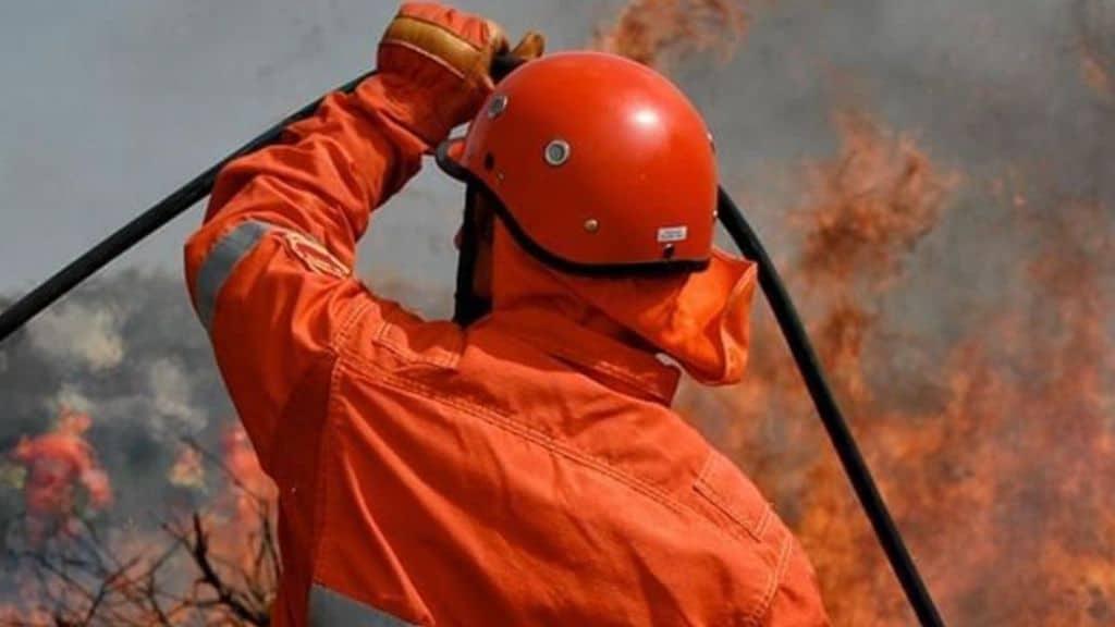 protezione civile incendi