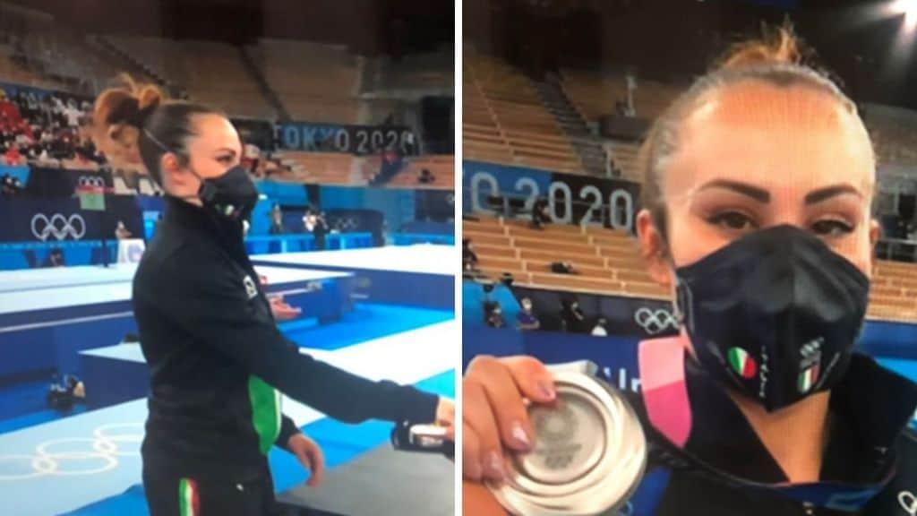 Vanessa Ferrari incanta Tokyo e vince una medaglia storica