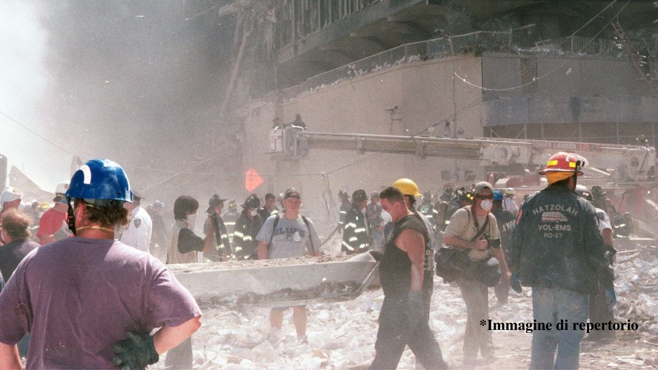 """11 settembre, l'inferno di Ground Zero: """"Vederlo in televisione non è stato lo stesso che vederlo dal vivo"""""""