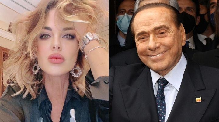 Silvio Berlusconi compie 85 anni: Alba Parietti gli dedica un messaggio di auguri sui social