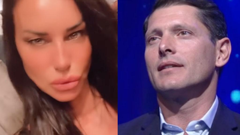 Antonella Mosetti torna all'attacco su Aldo Montano: nuovo messaggio contro il concorrente del GF Vip 6
