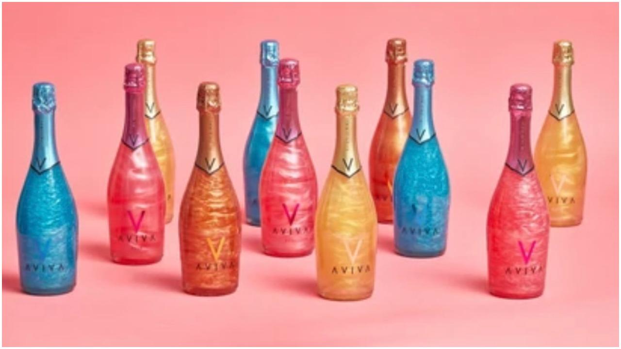 Aviva Wines: quando lo spumante colorato vale 10 milioni di Euro