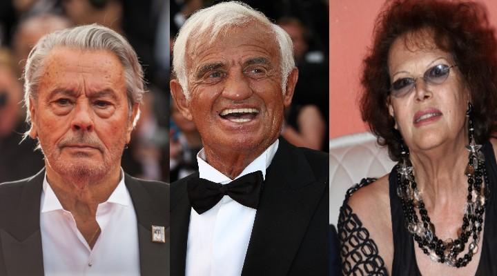 Addio a Jean-Paul Belmondo, Alain Delon e Claudia Cardinale ricordano commossi il collega e amico scomparso