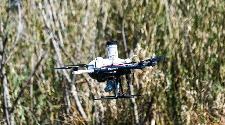 Drone trova resti umani nel napoletano: sarebbero della donna scomparsa e trovata morta in un borsone giorni fa