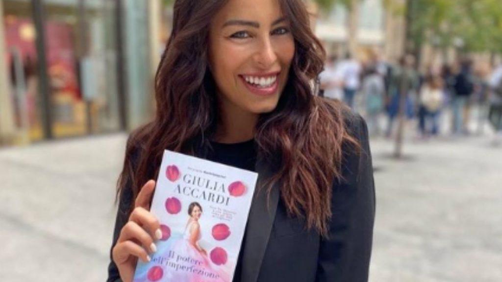 Giulia Accardi: una donna che attraverso le difficoltà ha raggiunto le stelle