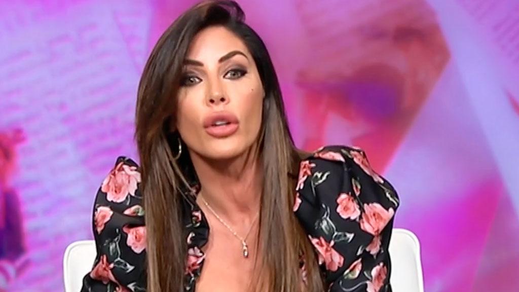 Guendalina Tavassi aggredita? È giallo su una foto con l'occhio nero pubblicata sui social