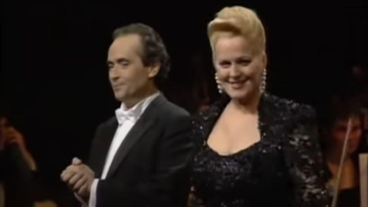 Katia Ricciarelli e la travolgente storia d'amore con José Carreras durata 13 anni e perché è finita