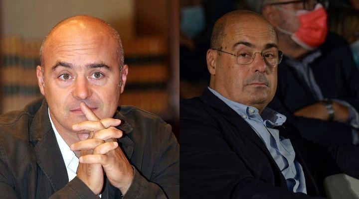 """Lutto per Nicola e Luca Zingaretti, è morto il papà. Il messaggio di addio: """"A noi piace pensarlo felice"""""""