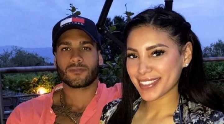 Marcell Jacobs ha chiesto alla fidanzata Nicole di sposarlo: le immagini della proposta del campione olimpico