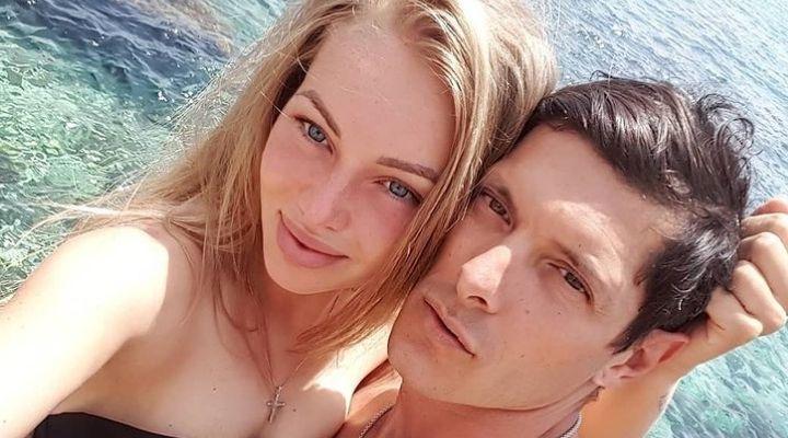Chi è Olga Plachina, atleta moglie di Aldo Montano: età, figli e matrimonio con il concorrente del GF Vip 6