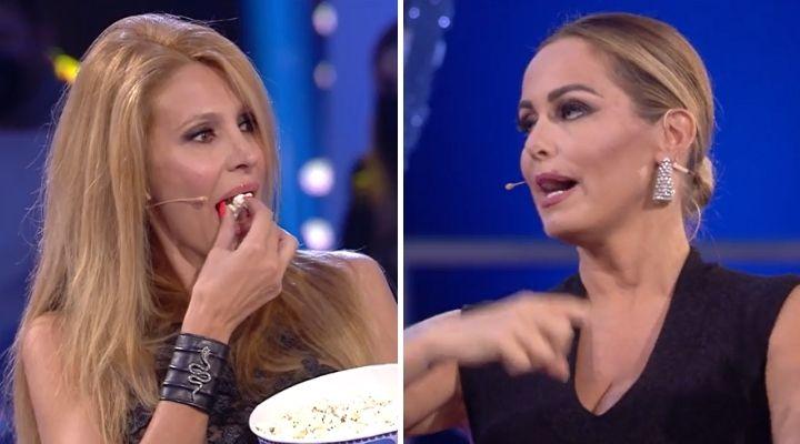 """Adriana Volpe e Sonia Bruganelli si scontrano in diretta: """"Hai detto una cosa brutta"""". Alta tensione al GF Vip"""