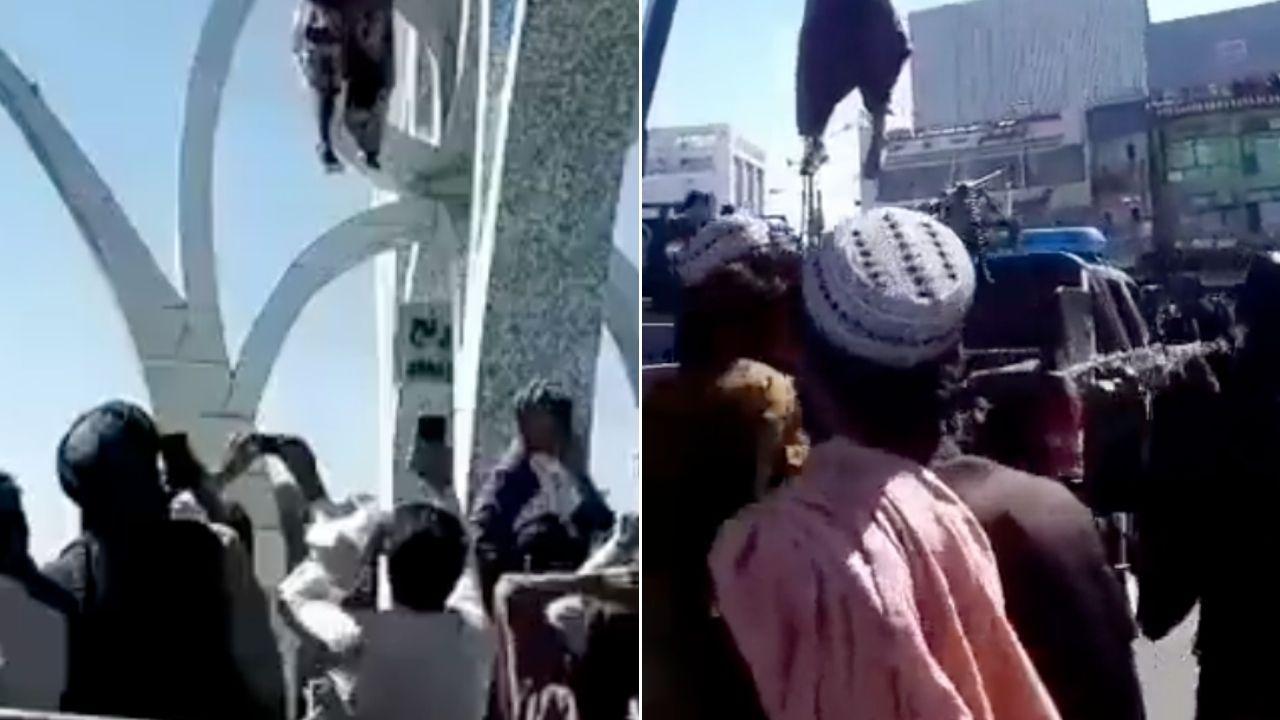"Afghanistan, quattro persone uccise e appese ad una gru nella piazza di Herat: ""Verranno puniti così"""