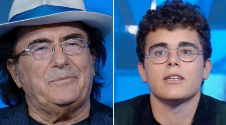 Al Bano e il figlio Al Bano Junior insieme a Verissimo: la sorpresa di Silvia Toffanin al cantautore