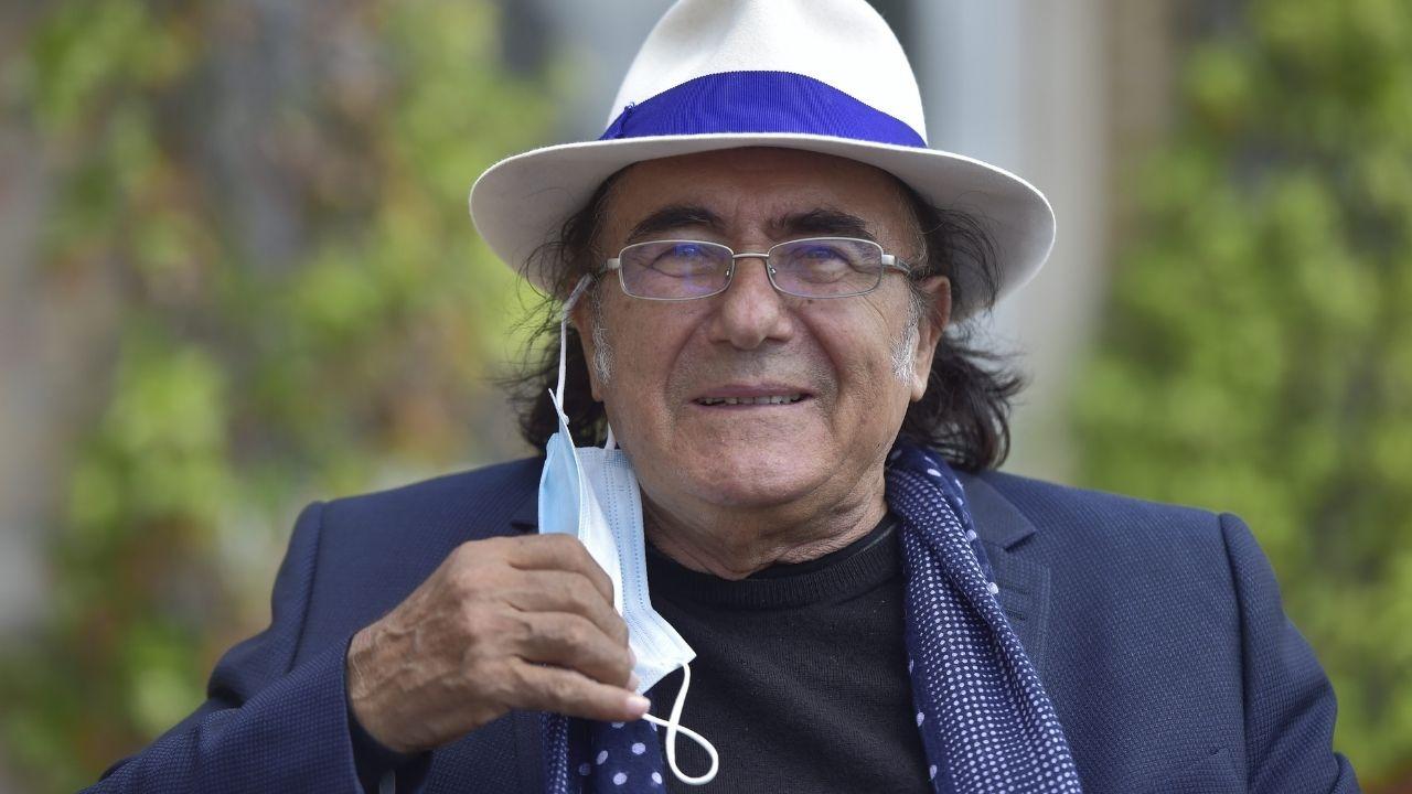 Al Bano nonno per la terza volta, è nata la figlia di Cristel Carrisi: il cantante svela in diretta il nome