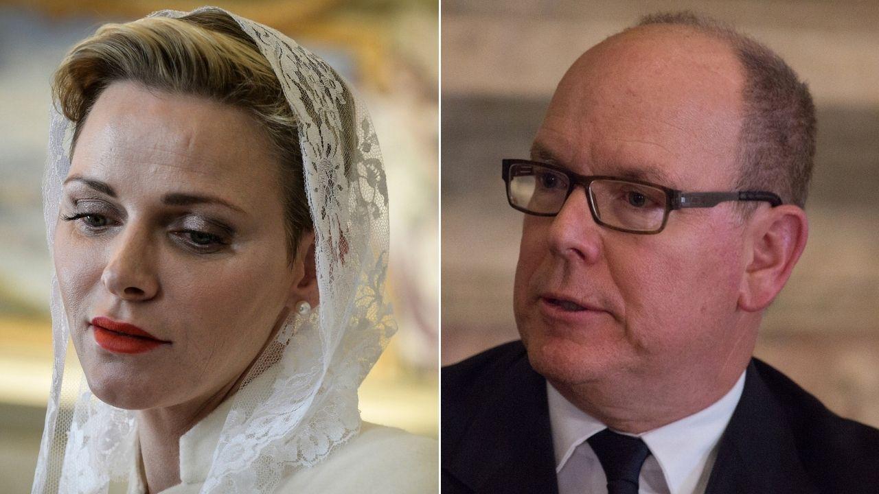 """Charlene di Monaco, il marito e Principe Alberto rompe il silenzio sulla coppia: """"Non è in esilio"""""""