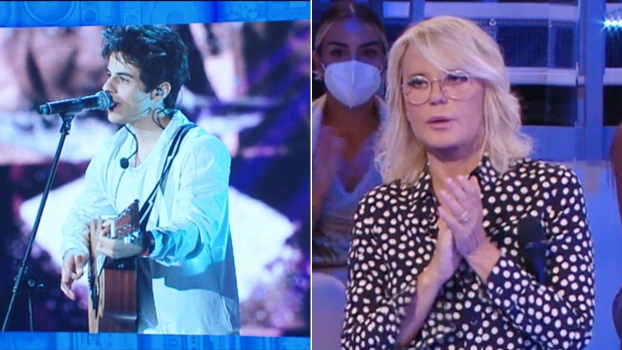 Amici 21 ricorda Michele Merlo: il toccante omaggio al cantante scomparso durante la prima puntata