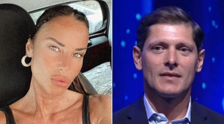 """Antonella Mosetti si scaglia contro Aldo Montano durante il GF Vip: """"Solo io so chi sei"""". È mistero sui social"""