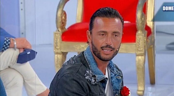 """Armando Incarnato si commuove a Uomini e Donne: """"Ci sono rimasto male"""". Commento puntata 17 settembre"""