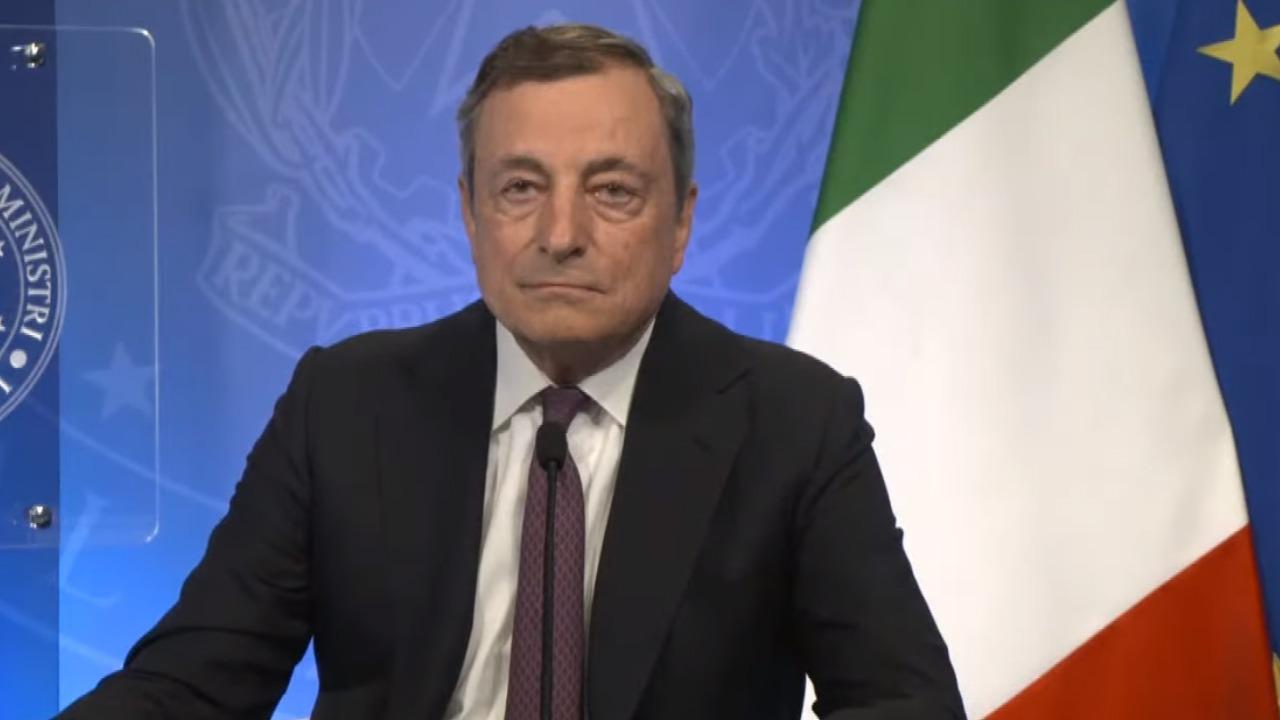 """Green Pass e riaperture a settembre Draghi: """"Sicuramente qualcosa andrà storto, però ce l'abbiamo messa tutta"""""""