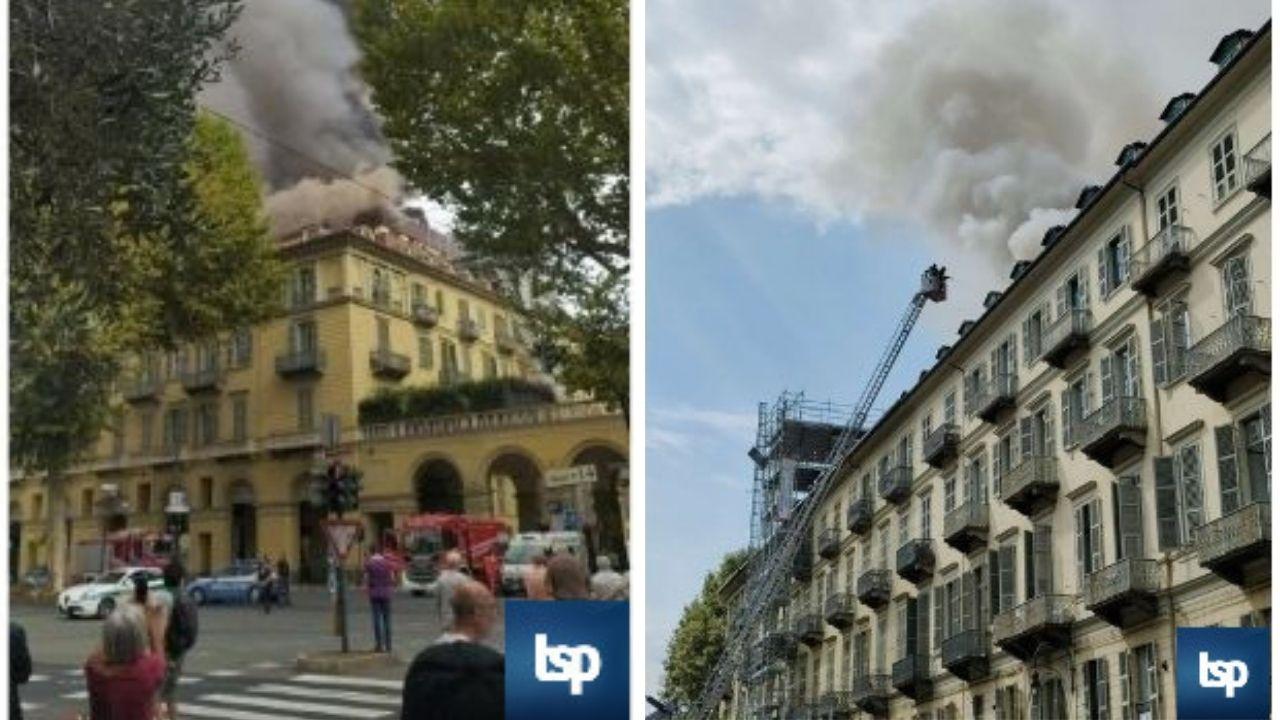 Incendio palazzo a Torino: distrutti più di 3mila metri quadri di struttura. C'è una persona indagata