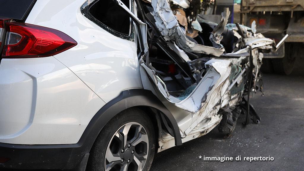 4 giovani muoiono in un terribile incidente stradale: la tragedia nella provincia di Chieti