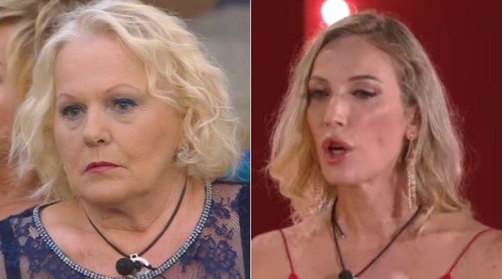"""GF Vip, Katia Ricciarelli attacca furiosa Valentina, l'ex di Tommaso Eletti: """"Non mi è piaciuta proprio"""""""