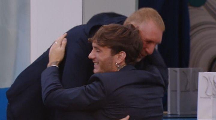 """Manuel Bortuzzo e papà Franco insieme al GF Vip, la sorpresa speciale al ragazzo: """"Sei un esempio per tutti"""""""