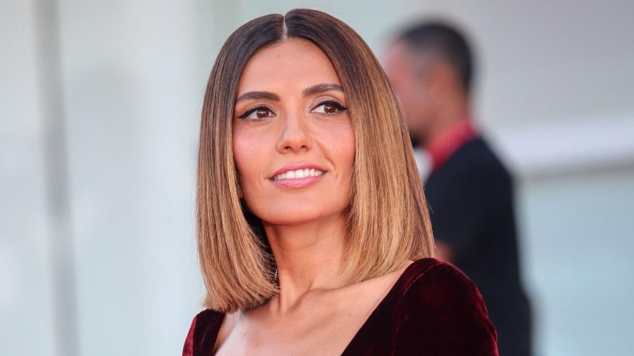 Serena Rossi, una dedica speciale al compagno Davide Devenuto da Venezia: lo scatto che conquista i fan