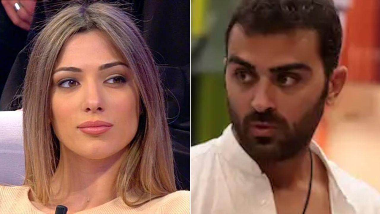 Soleil Sorge e Gianmaria Antinolfi al GF Vip dopo il flirt: cos'è successo tra i due prima del reality