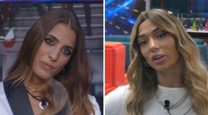 """Soleil Sorge attaccata dalla fidanzata di Gianmaria Antinolfi, la lite al GF Vip: """"Impara a recitare"""""""