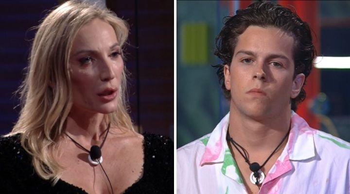 """Tommaso Eletti e l'ex fidanzata Valentina al GF Vip, confronto al veleno: """"Mi hai minacciata tutta l'estate"""""""