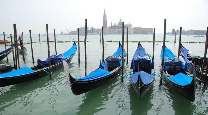 Venezia, mare, acqua alta