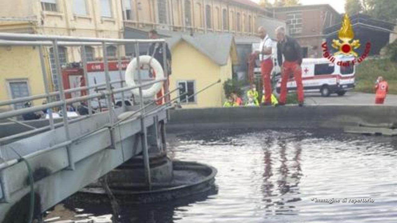 14enne muore cadendo nella vasca di depurazione: cercava il pallone, tragedia in provincia di Varese