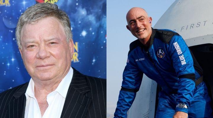 Capitano Kirk di Star Trek andrà davvero nello spazio: l'attore William Shatner vola in orbita con Jeff Bezos