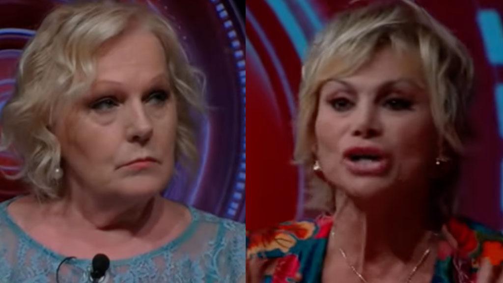 Katia Ricciarelli contro Carmen Russo: lite furiosa in diretta nella Casa del Grande Fratello Vip 6