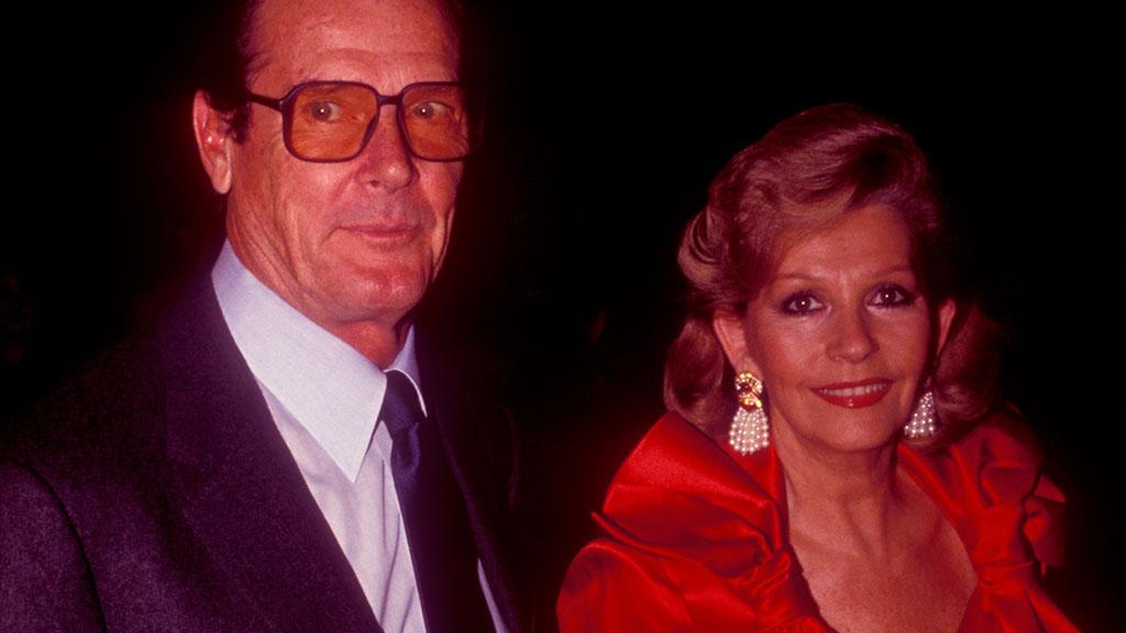 È morta Luisa Mattioli, l'attrice terza moglie di Roger Moore si è spenta all'età di 85 anni