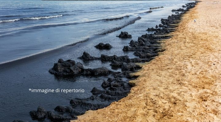 Quasi 500 litri di petrolio in mare: allarme in California per il guasto di un oleodotto al largo. Le immagini