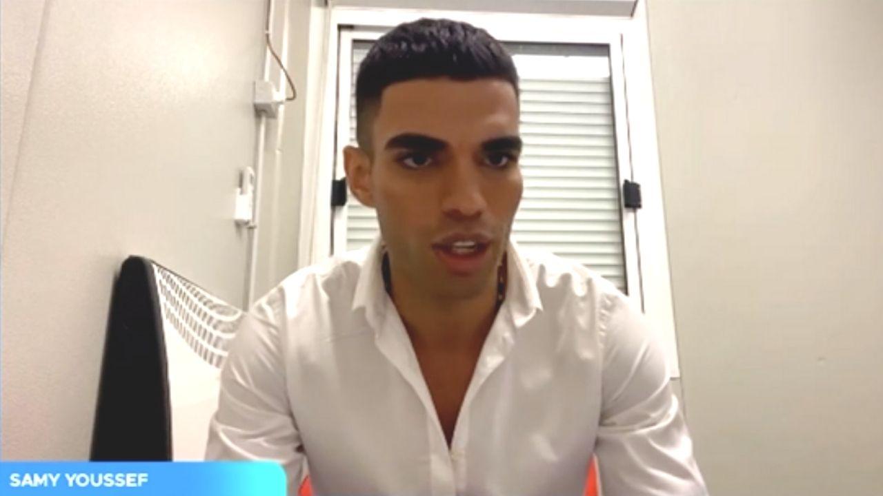 Samy Youssef: lo sfogo sui social contro le opinioniste del GF Vip dopo l'uscita dalla casa di Cinecittà