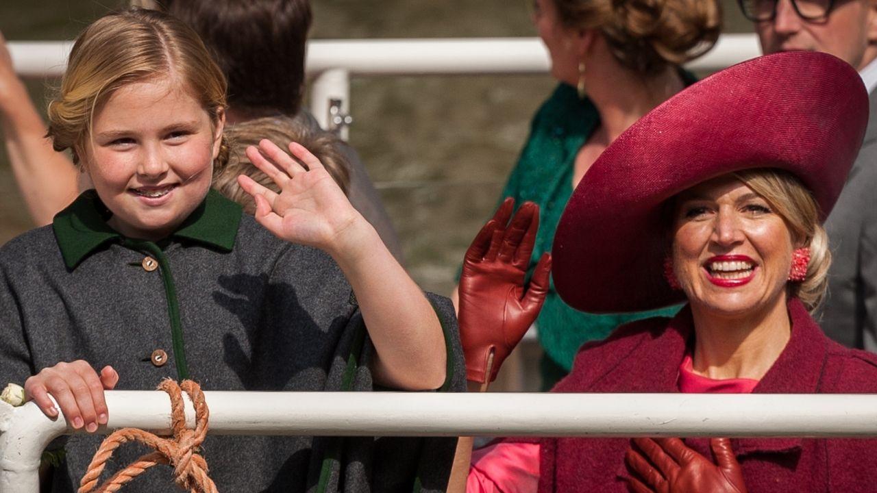 La principessa Amalia, chi è l'erede al trono d'Olanda. È lei a promuovere le nozze gay per la famiglia reale