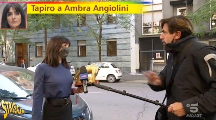 Ambra Angiolini e i suoi avvocati contro Valerio Staffelli e Striscia la Notizia: possibili azioni legali