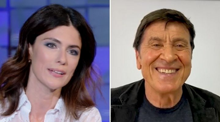 Anna Valle e il retroscena su Gianni Morandi: a Verissimo l'attrice rivela come scoprì la passione per il set