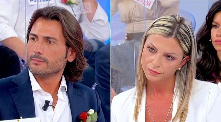 Uomini e Donne anticipazioni 15 ottobre: bagarre in studio tra Graziano Amato e Vittoria, volano stracci