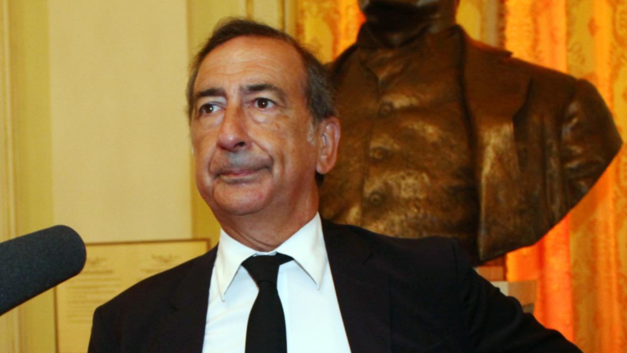Beppe Sala, sindaco al primo turno, commenta i risultati del voto che lo danno vincente a Milano