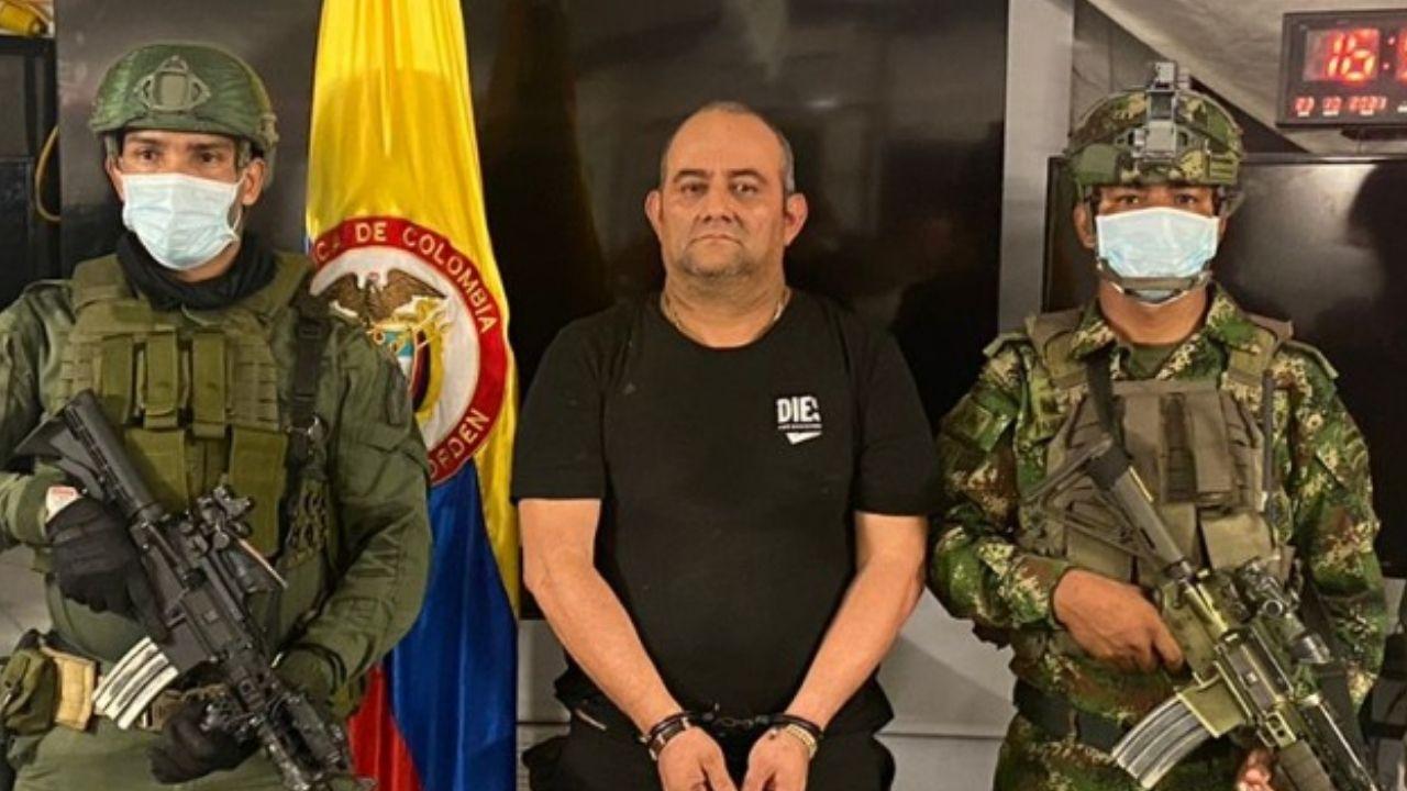 """Arrestato Dairo Antonio Úsuga, il più grande narcotrafficante colombiano: """"Paragonabile a caduta di Escobar"""""""