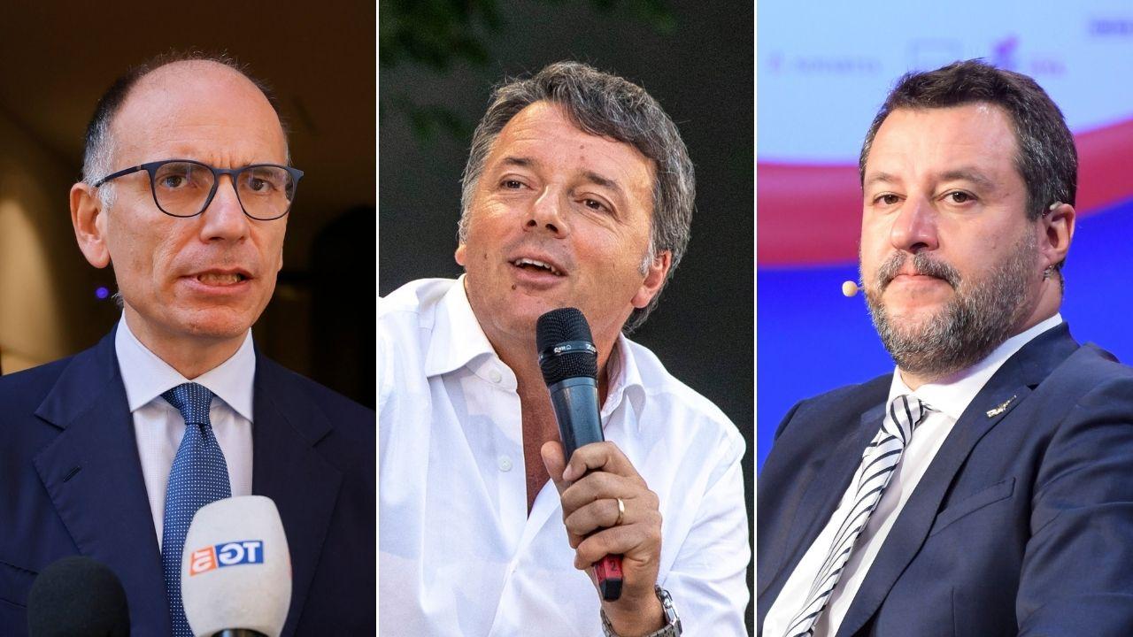 Ddl Zan affossato, le reazioni della politica da Letta a Salvini: ma il tradimento è contro i diritti civili
