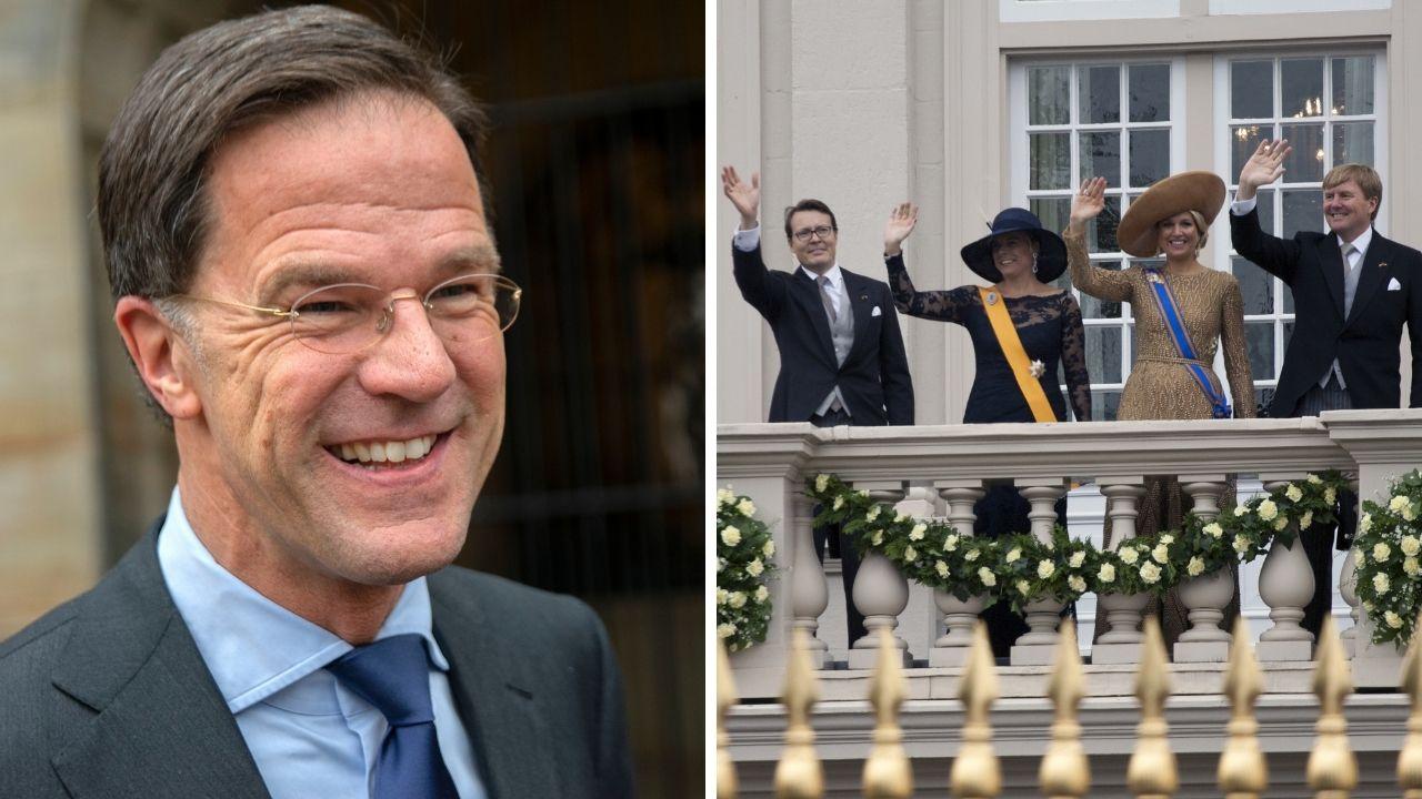 Nozze gay, i membri della famiglia reale olandese potranno sposare chi vogliono. L'annuncio di Mark Rutte