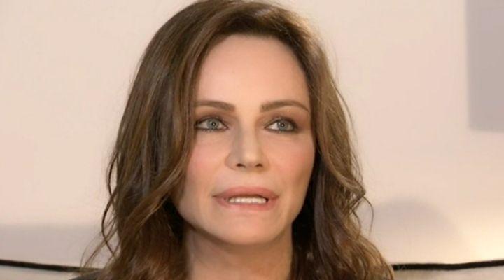 """Francesca Neri e la malattia: """"Queste sono le mie labbra, con tante cicatrici"""". Il racconto dell'attrice"""